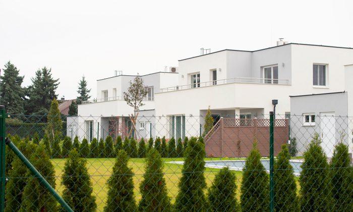 Theresienfeld, Resselgasse – 3 Einzelhäuser